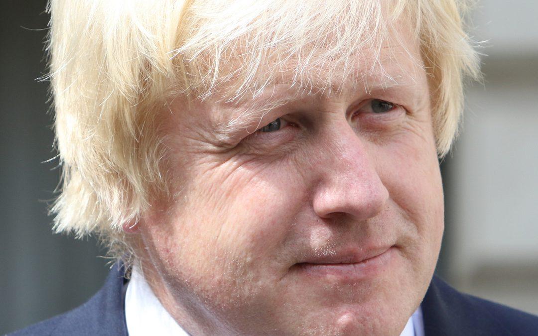 رسالة إلى وزير الخارجية البريطاني بوريس جونسون حول الحظر الإسرائيلي على دخول 19 منظمة حقوق إنسان ومنظمات دينية