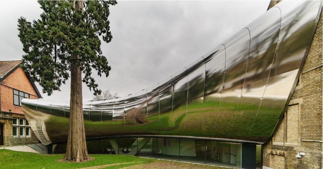 Zaha Building Oxford