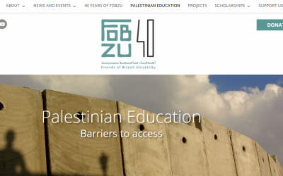 Fobzu launches new website for 40th anniversary