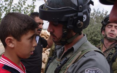 MPs hold debate on Israel's military detention of Palestinian children