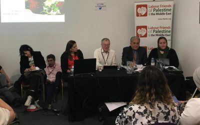 Fobzu takes part in historic Labour Party Conference