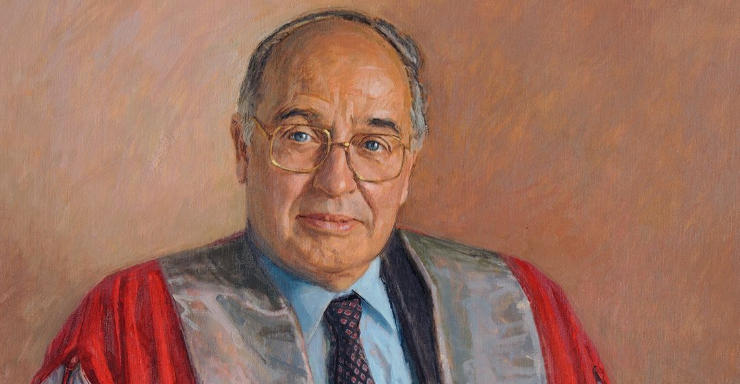 Sir Michael Atiyah