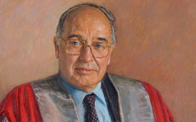 Fobzu pays tribute to Patron Sir Michael Atiyah (1929-2019)