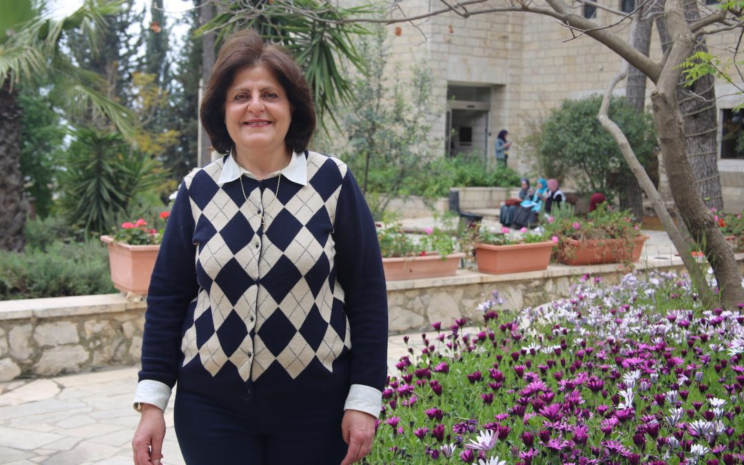 Professor Hala Nassar becomes first Fobzu Writer in Residence