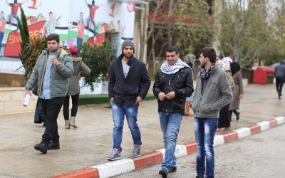 Old and new challenges as Birzeit begins new academic year